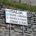 Man bewegt sich zum grossen Teil in Italien. Hobbyschmuggler wollen also so ihre 200 kg Kaffee oder Marlboro mitschleppen.