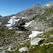 Aufstieg zum Passo di Sterla.