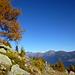 Herbstfarben und Einsamkeit beim Piano di Sobrio