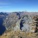 Kein Mensch weit und breit, nur Berge...