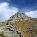 Via Alta Verzasca an der Cima del Picoll
