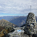 Poncione di Piotta - die Via Alta Verzasca in zwei Tagen ist geschafft