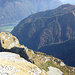 Und jetzt wartet nur noch ein laaanger Abstieg durchs Valle di Moleno
