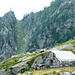 Corte di cima, Alpe di Nassa, 2021m - Blick gegen Süden zur Forcola ins Auèn