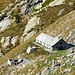 Das Alpgebäude Categn.
