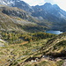 Abstieg zum Lagh da Val Viola.