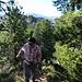 Aufstiegsgrat zum Roggenstock