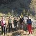 Marco, Ciolly, Edgarda, Sabrina, Lucia all' Alpe Topera