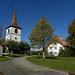 Kirche uns Schloss von Bercher