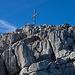 Gipfelaufbau Hächle