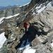 [U Alpin_Rise] auf dem Schalihorn N-Grat