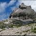 Rückblick zum Graustock. Fürwahr, eine imponierender Gipfel und eine Bergtour der gehobenen Business-Klasse!