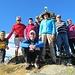 gute Gipfelgefühle auf dem Witenstock  (auf der Foto fehlt Jumbo)