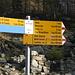 die Alpe Peurett ist erreicht