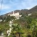 auf dem Weg von Locarno-Muralto nach Orselina: die Madonna del Sasso - gegenüber befindet sich dann die Talstation der Seilbahn zur Cardada