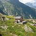 Capanna windegg 1887 metri