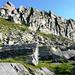 Alpe di Cranzünell - Corte di Cima