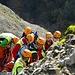 Il Soccorso Alpino durante una esercitazione ... grazie!
