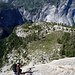 "While ""dike-hiking"" you get good Panoramic views to Glacier Point and Sentinel Dome"