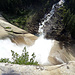 There you go: Looking down Vernal Fall