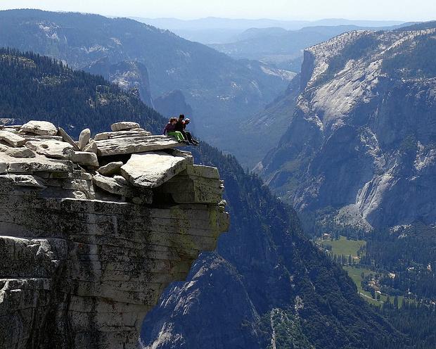 Klettersteig Yosemite : Yosemite camp 4 1210m u2013 tourenberichte und fotos [hikr.org]