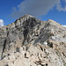Piz Alv, Gipfelbereich