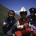 Randonnée itinérante de 4 jours au pied du Lénine : enfants de nomades