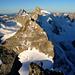 DAS ist Bergsteigen! Am Schaligrat zum Weisshorn