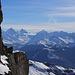 Dent Blanche & Matterhorn