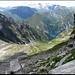Blick auf Alpe Scaradra di Sopra.