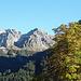 Herbstimpression in Mittelberg