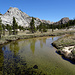 The Sierras fascination: sparse pine trees, grey granite domes, glass clear creeks and depp blue sky - what a dream.