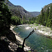 Tuolumne River: glass clear water and big trouts in there!