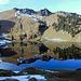 Als ich das sah, habe ich kurz nach Luft geschnappt. Der Oberstockesee präsentiert sich als perfekter Spiegel.