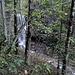 mächtige Verbauungen - und Wasserfälle am Eibach