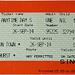 Unser Ticket für die Rückreise. Auf den Tickets ist der Name der Bahngesellschaft (in diesem Fall «South West Trains») nicht zu erkennen, da es ein gemeinsames Tarifsystem aller Privatbahnen gibt, die aus «British Rail» hervorgegangen sind. Erkennbar ist dies auch am «British Rail»-Logo links unten.