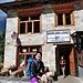 unsere erste Lodge in Phakding ist erreicht<br />