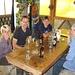 Abkühlung in einer Bar in Dombai