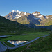 Morgenstimmung am Simplonpass