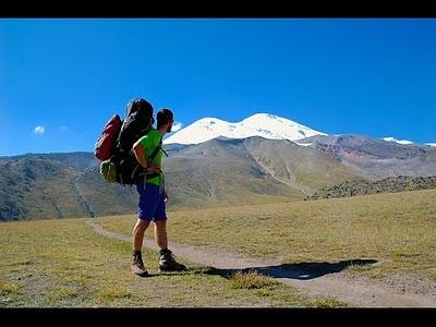 Video von der Elbrus-Besteigung. Musik: Two Steps from Hell - For the Win