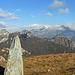 Panorama dal Monte Rai