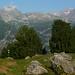 Mater - Blick gegen Alpe di Solögna