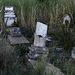 Der alte Friedhof über Stromboli