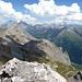 Gipfel Trubelstock - Richtung Bietschorn