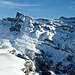 Blick zum Majinghorn