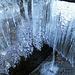Fontanella ghiacciata alle Biuse