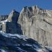 Blick von der Doldenhornhütte zu den Ausläufern des Äusseren Fisistocks
