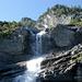 Wasserfall am Hüttenweg