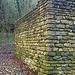 Mauerreste eines Tempels.