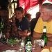 leckeres Schaschlik (Шашлык) in Dombaj. Das wird im Kaukasus überall angeboten